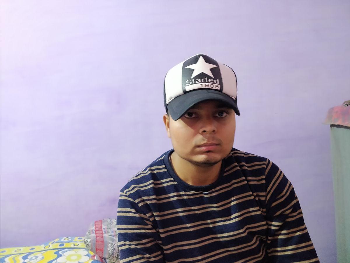 Vivek Gupta, the elder brother of Chandan Gupta.