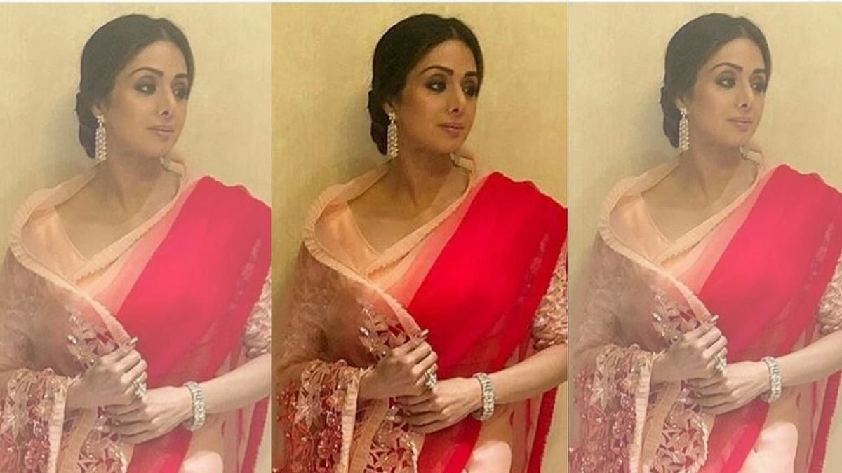 Sridevi was attending nephew Mohit Marwah's wedding in Dubai.