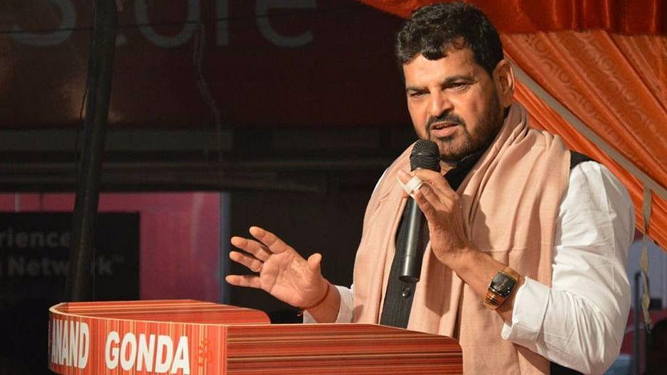"<div class=""paragraphs""><p>WFI President Brij Bhushan Sharan Singh</p></div>"