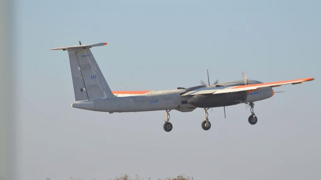 DRDO successfully flew its Rustom 2 at its Aeronautical Test Range (ATR) at Chalakere at Chitradurga on Sunday, 25 February.