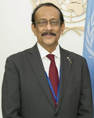 Bangladesh Foreign Secretary Shahidul Haque. (Photo: UN/IANS)