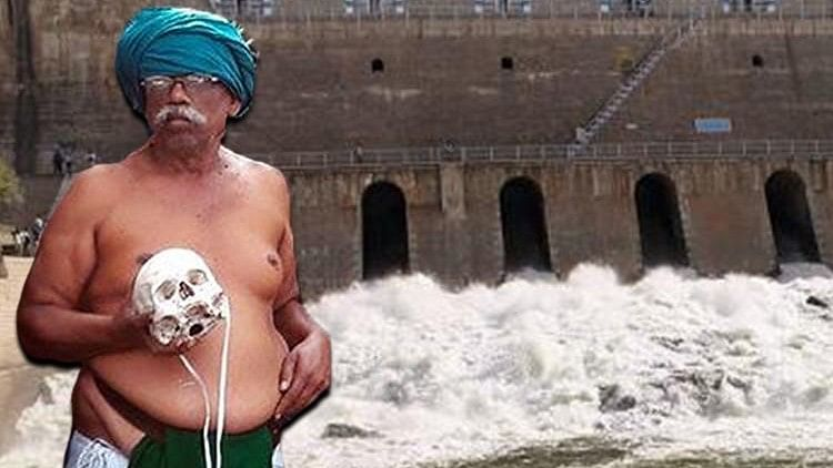 This Farmer Who Protested Last Year, is Happy With Cauvery Verdict
