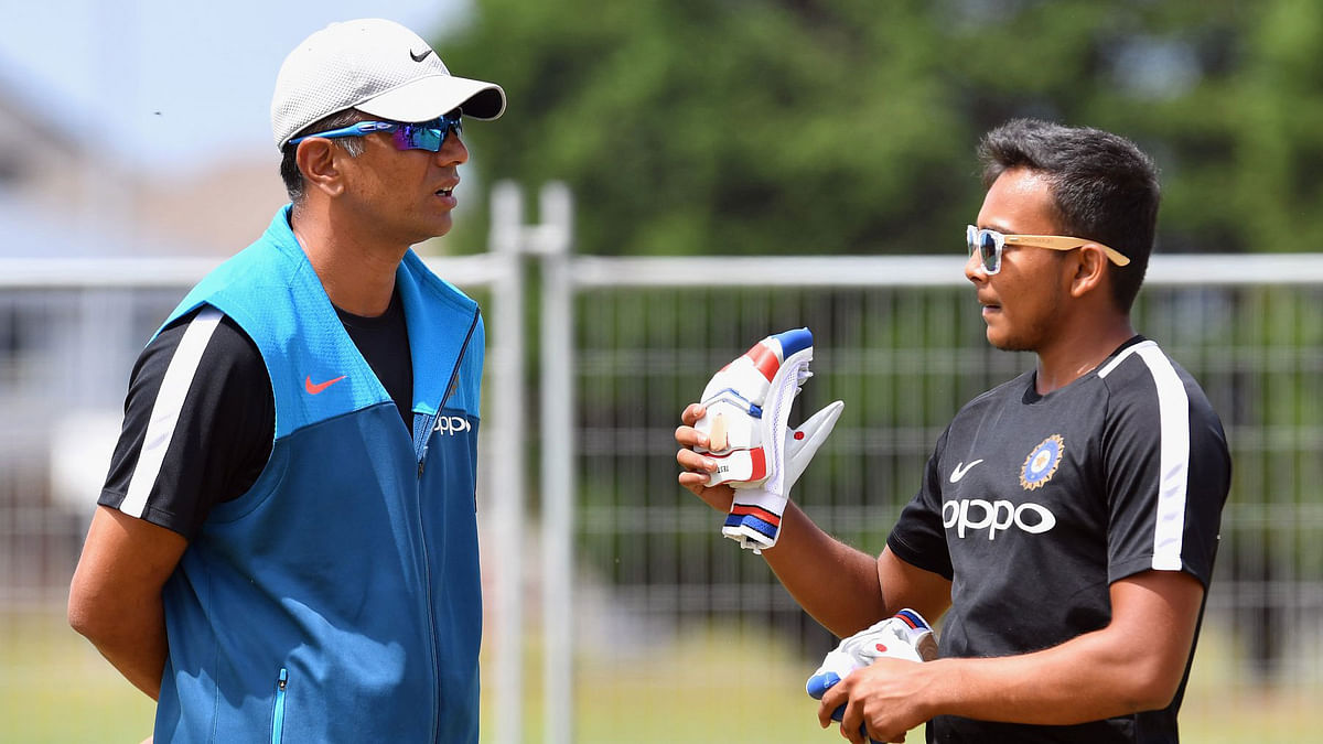 """<div class=""""paragraphs""""><p>Rahul Dravid&nbsp;has played a significant role in creating India's rich bench strength.&nbsp;</p></div>"""