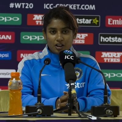 Indian cricketer (women