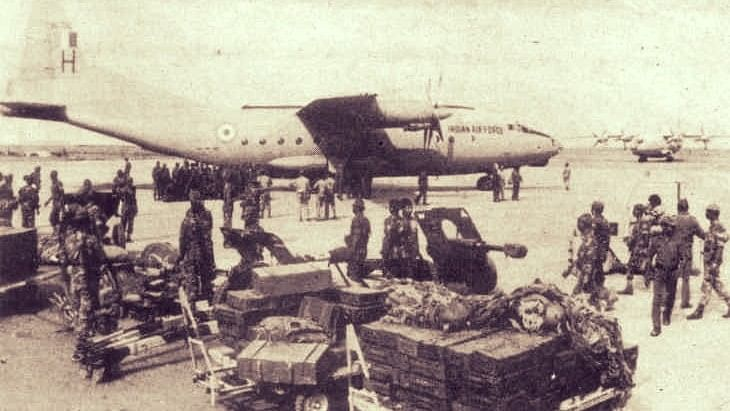 Operation Cactus: The Day India Saved the Maldives