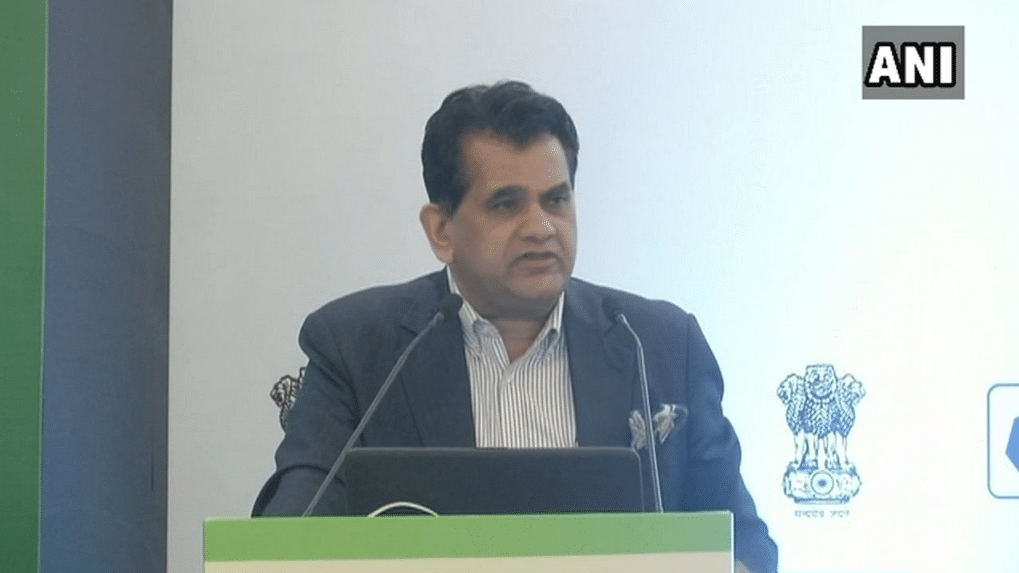 NITI Aayog CEO Amitabh Kant assures relief from pollution in Delhi.