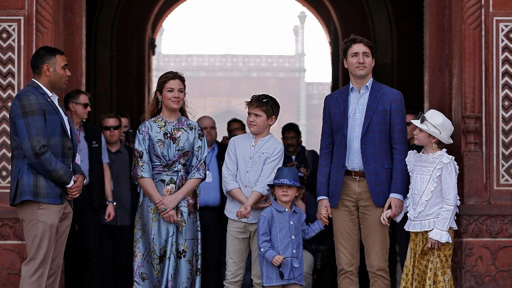 Canada PM  Self-Isolates as Wife Undergoes Tests for Coronavirus