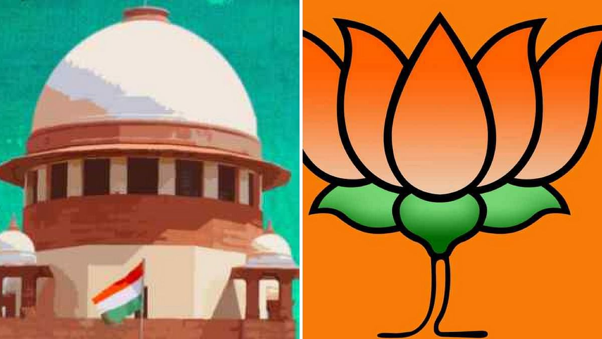 The number of cases in the Supreme Court where the BJP-led NDA government is a party has seen a spike since 2017.