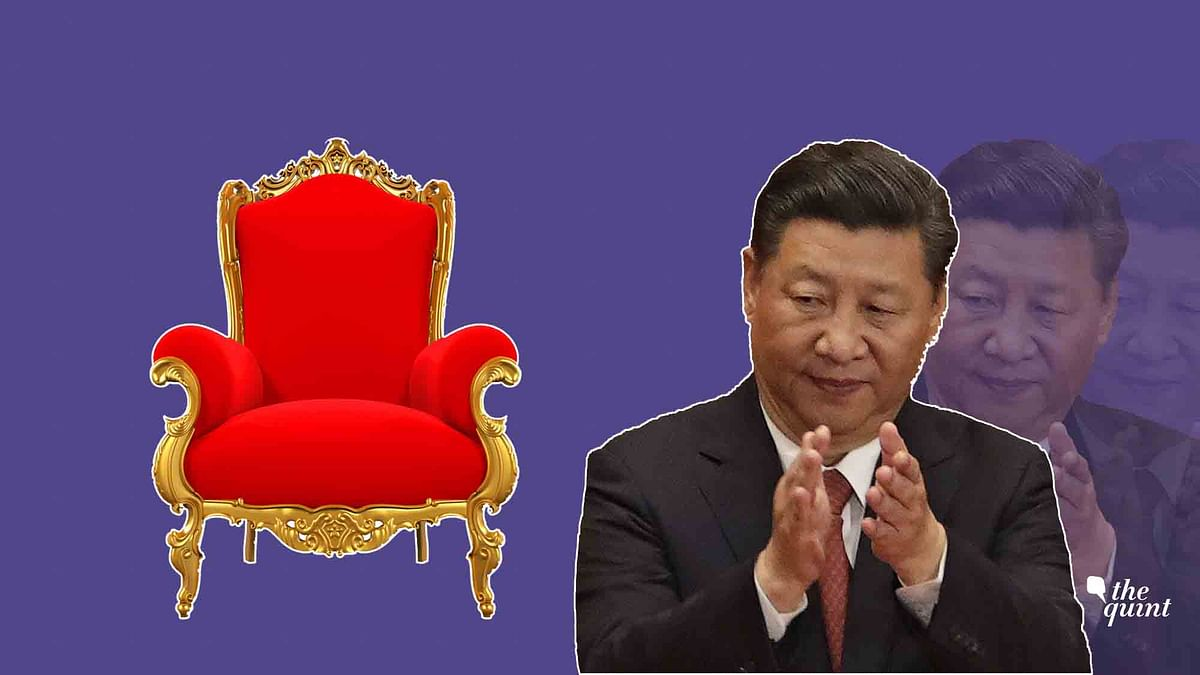 Chinese Premiere Xi Jinping's image used for representational purposes.