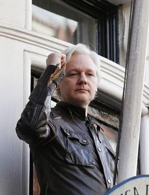 Wikileaks founder Julian Assange. (Xinhua/Han Yan/IANS)