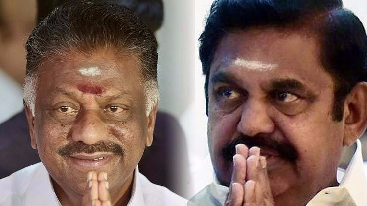 AIADMK headed by OPS and EPS has been removing all MLAs who support TTV Dhinakaran from party posts.