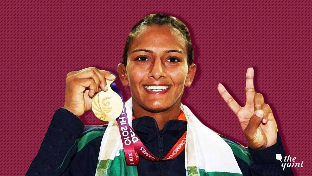 File photo of Geeta Phogat.
