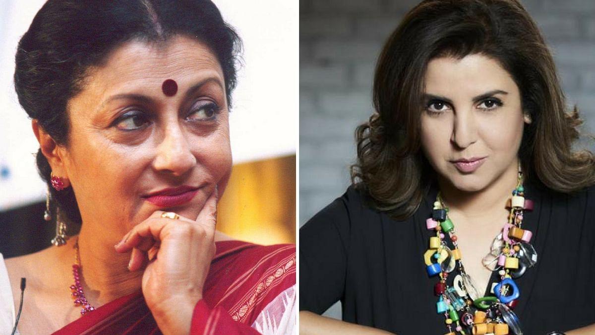 Filmmaker Aparna Sen says that Farah Khan has a distinct male gaze.
