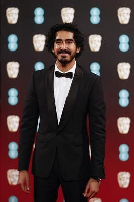 Indian-origin British actor Dev Patel. (Xinhua/Han Yan/IANS)(zhf)