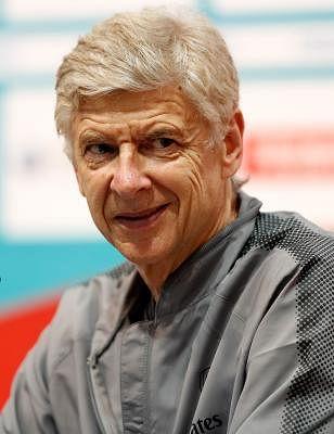 Arsenal boss Arsene Wenger. (Xinhua/Wang Lili/IANS)