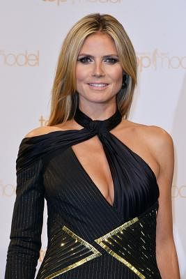 May 27, 2013 - Berlin, Germany - Heidi Klum beim Fotocall im Waldorf Astoria Berlin.Berlin 27.05.2013. Credit: Timm/face to face (Credit Image: © face to face/ZUMAPRESS.com)