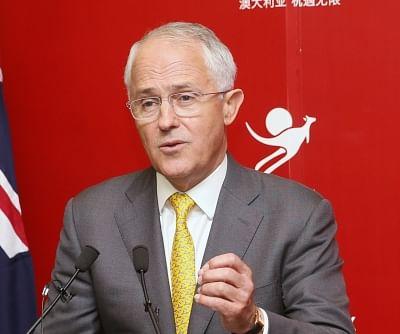Australian Prime Minister Malcolm Turnbull. (File Photo: IANS)