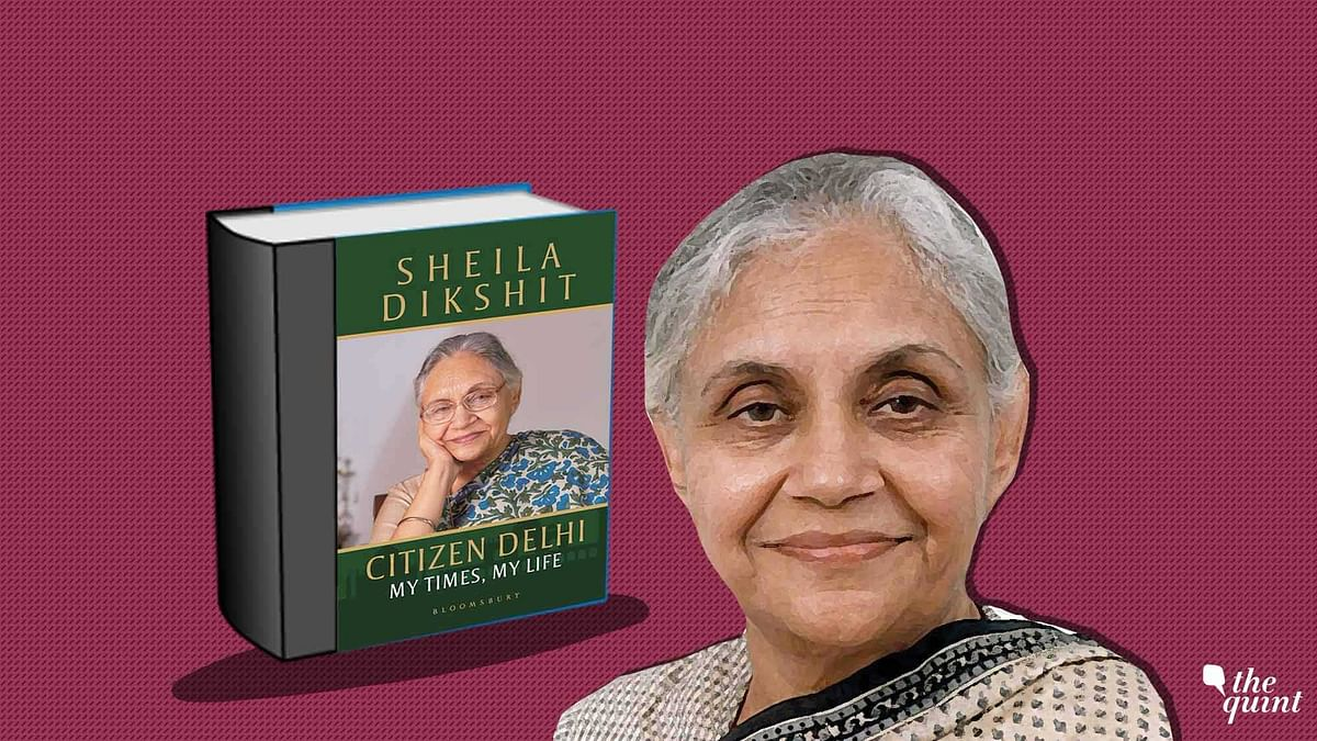 How Sheila Dikshit Joined Politics When Her IAS Husband Couldn't