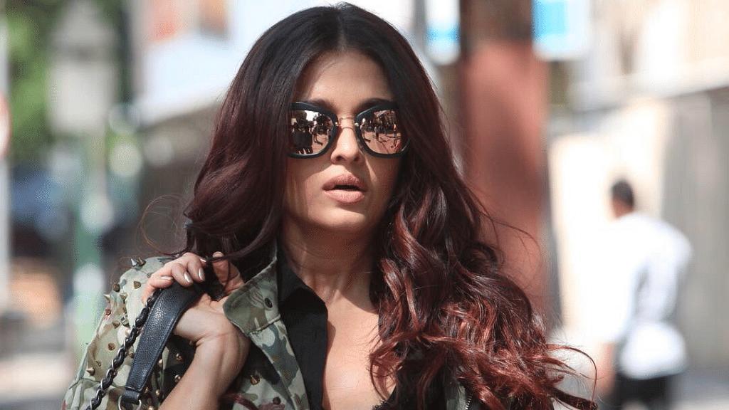 Aishwarya Rai's first look in <i>Fanne Khan </i>is revealed.