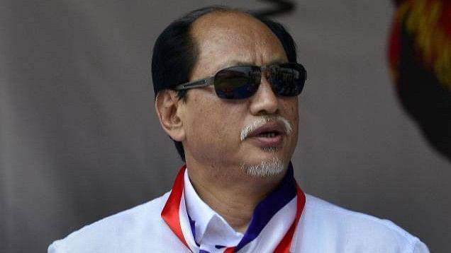 Former Nagaland Chief Minister Neiphiu Rio.