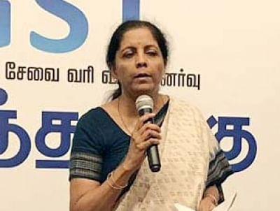Defence Minister Nirmala Sitharaman. (File Photo: IANS)