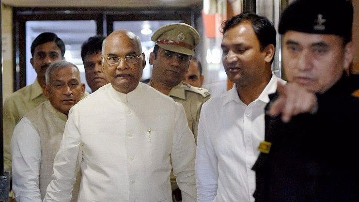 Youth Files PIL Against Caste-Based Hiring of Prez' Bodyguards