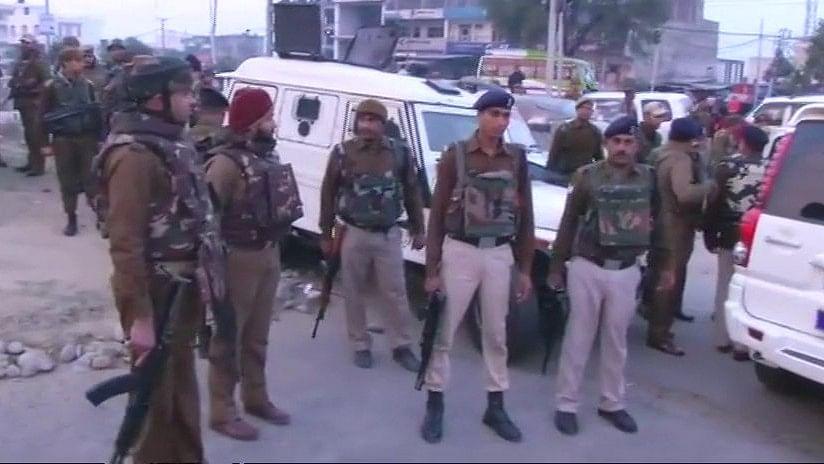Three Injured as Militants Attack Sunjwan Army Camp in Jammu