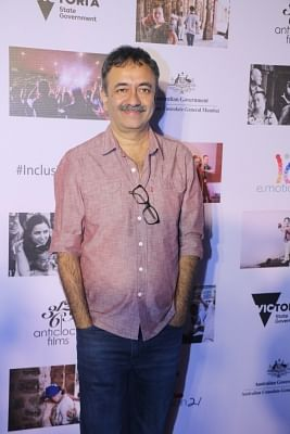 Rajkumar Hirani. (Photo: IANS)