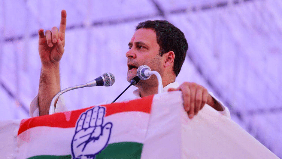 In Patna Rally, Rahul Promises Farm Loan Waiver If Votes to Power