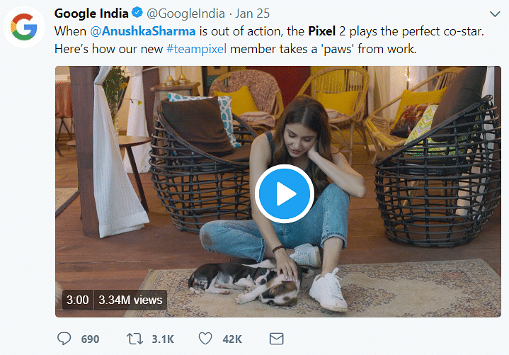 The very bankable star, and one Bollywood's leading ladies, Anushka Sharma was perhaps needed to connect to the youths.