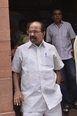 Rafale deal biggest scam of BJP-led government: Moily