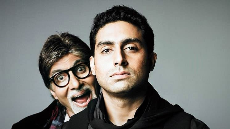 Can't Wait to See Your Next 50: Abhishek on Fifty Years of BigB