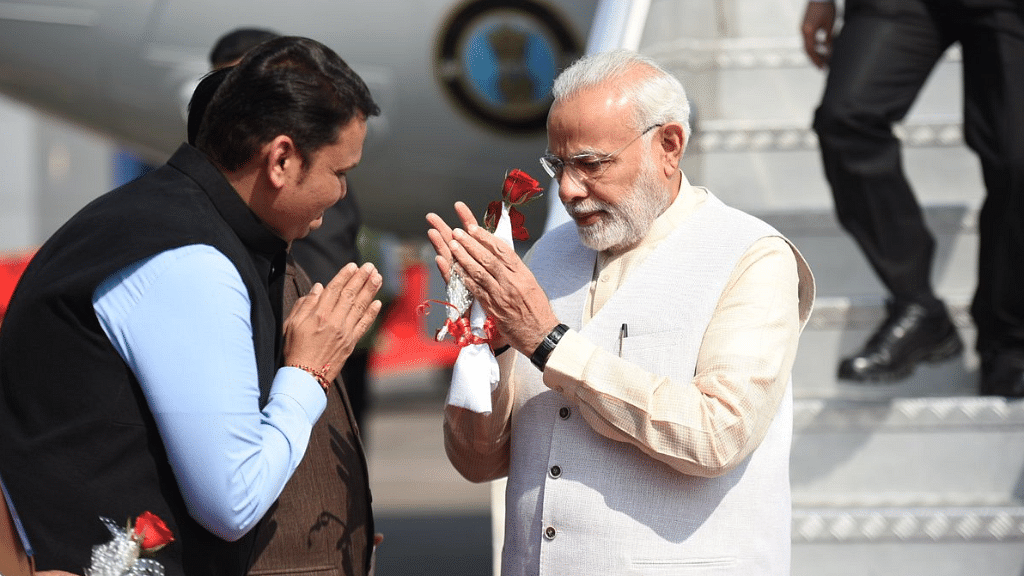 54 Booked in Pune for 'Objectionable' Posts on PM Modi, Fadnavis