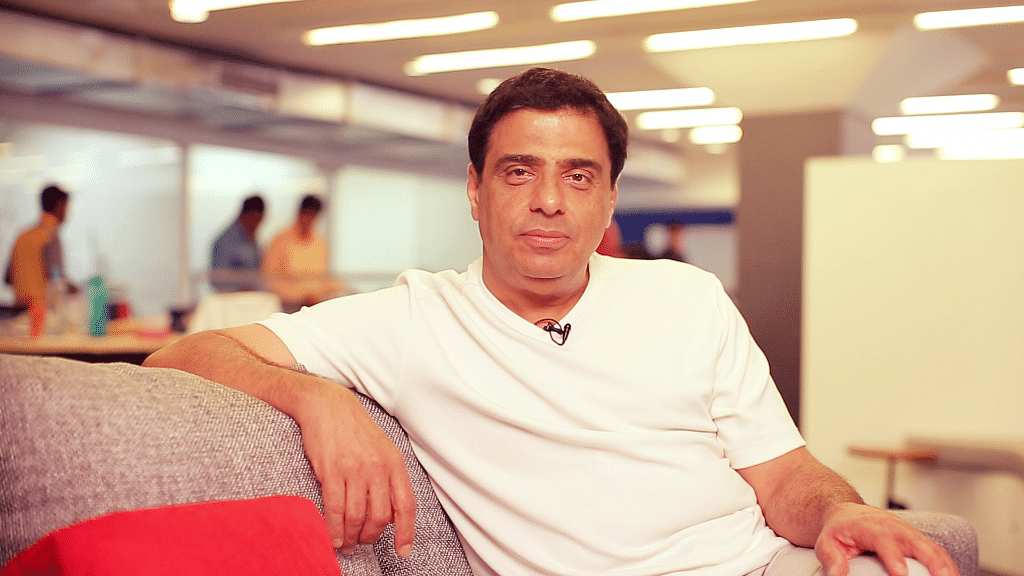 Entrepreneur and film producer - Ronnie Screwvala.