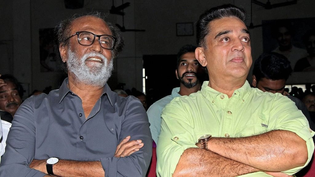 Superstar Alliance in TN: Kamal & Rajini 'Ready to Join Hands'?