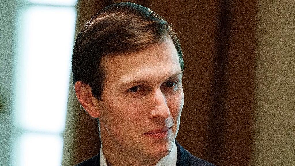 Jared Kushner, US President Donald Trump's son-in-law.