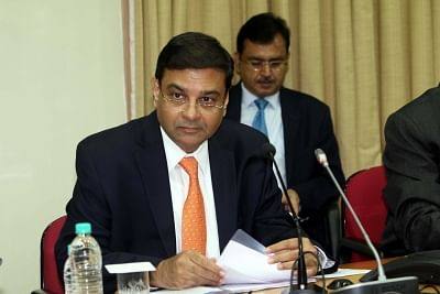 RBI Governor Urjit Patel. (File Photo: IANS)