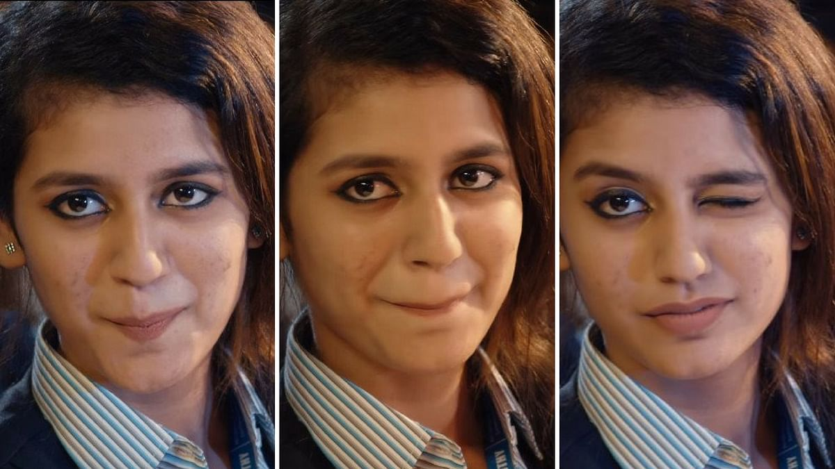 All about internet's viral sensation, Priya Prakash Varrier.