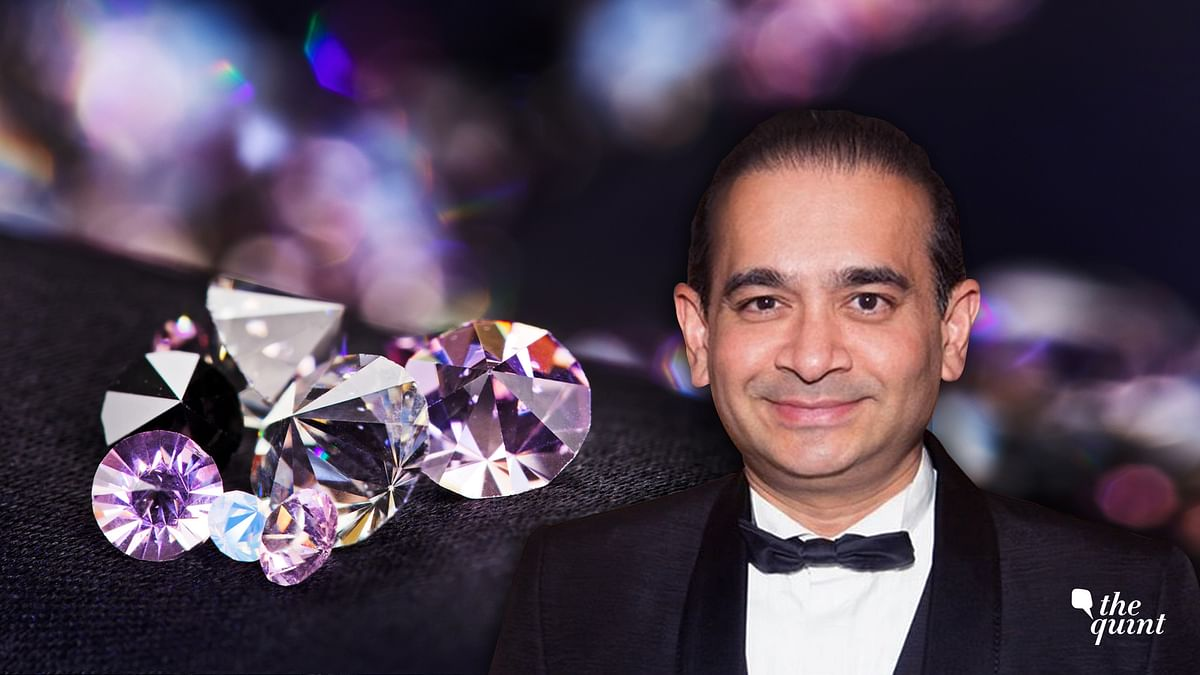 File image of  fugitive diamantaire Nirav Modi.
