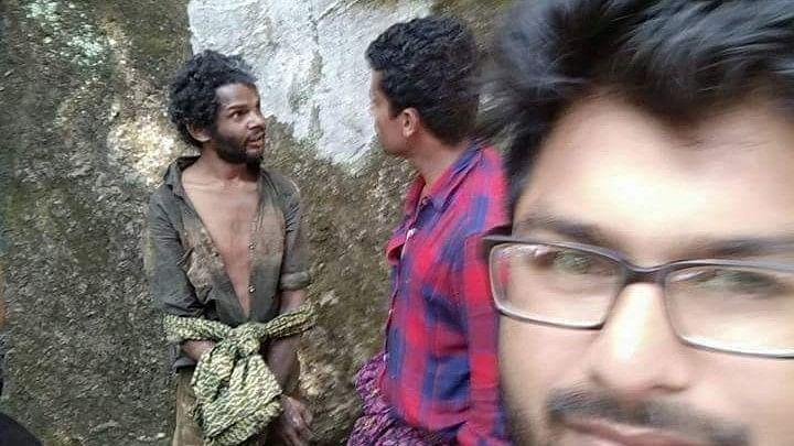 A selfie taken before Madhu's death.