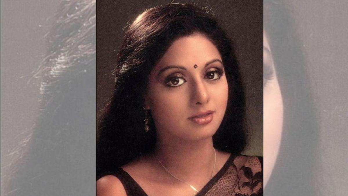 Sridevi bids us adieu.