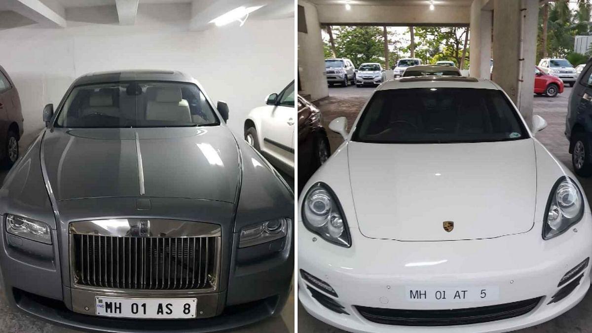 Rolls Royce, Mercedes, Porche: ED Seizes Nirav Modi's Luxury Cars