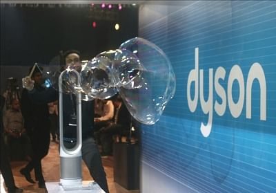 New Delhi: Dyson home appliances launched in New Delhi, on Feb 15, 2018. (Photo: IANS)