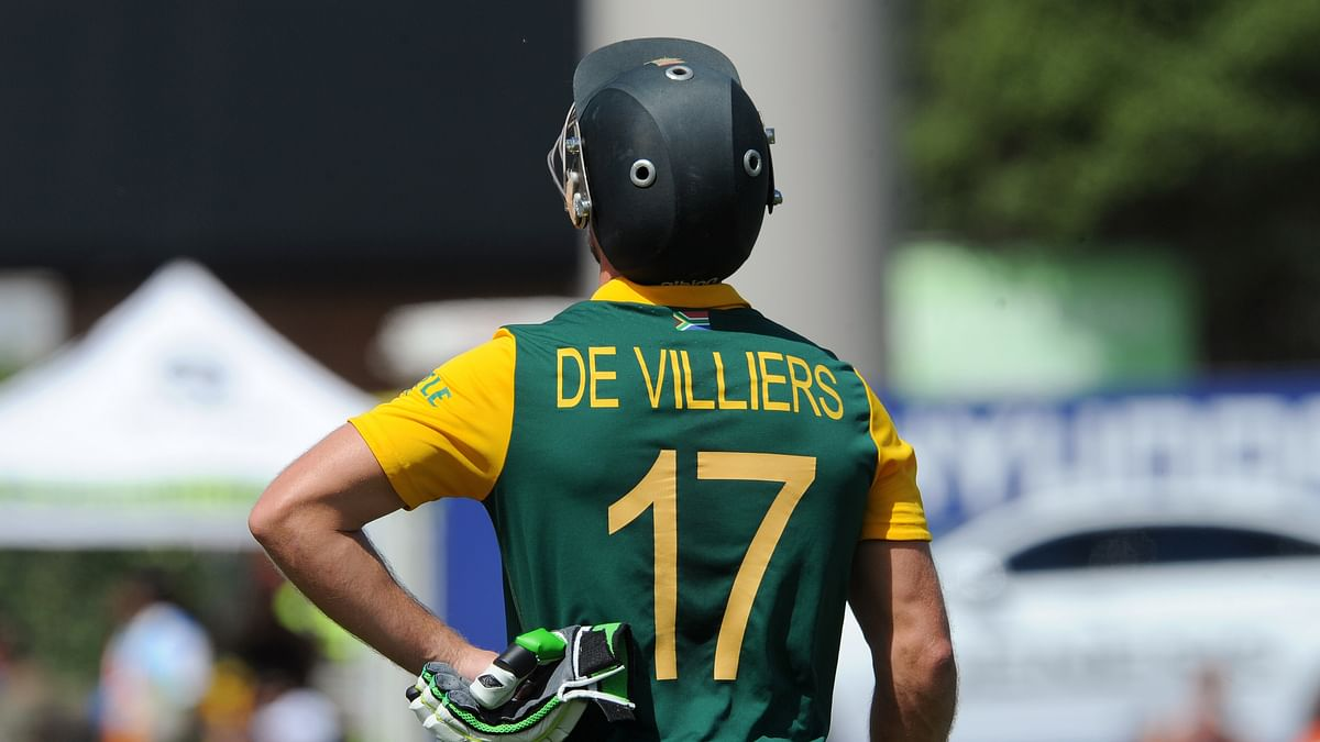 AB de Villiers has pulled out of the Pakistan leg of the Pakistan Super League due to an injury.