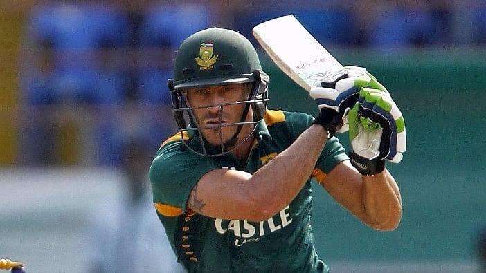 Faf du Plessis. (Photo: Reuters)