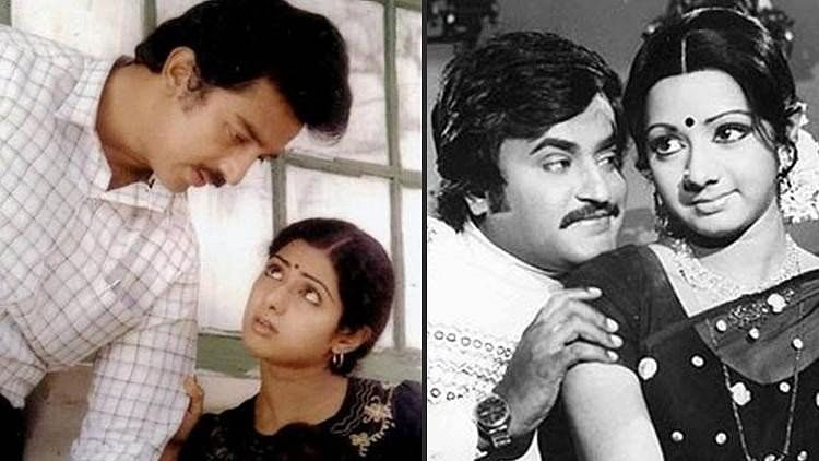 Sridevi delivered some her best performances with Kamal and Rajini across languages.
