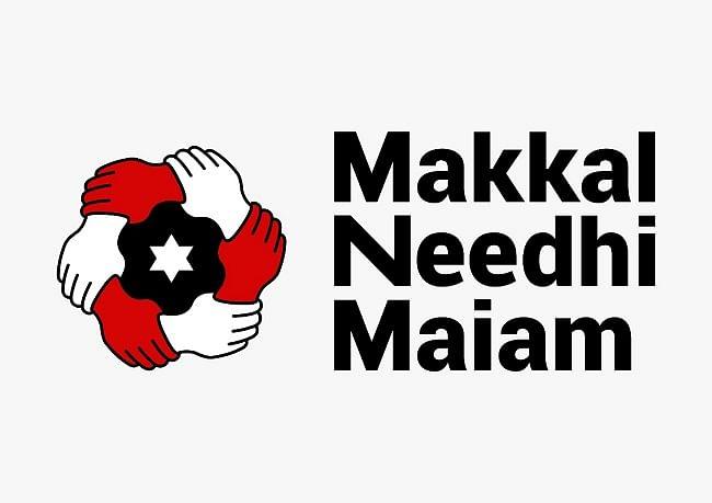 Makkal Needhi Maiam party flag