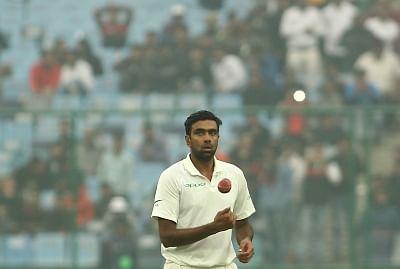 Ravichandran Ashwin. (Photo: Surjeet Yadav/IANS)