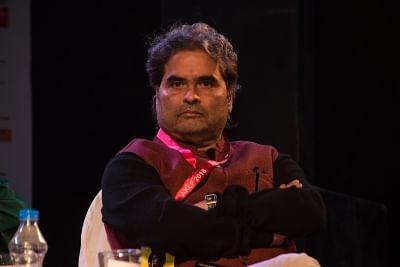 Kolkata: Filmmaker Vishal Bhardwaj at Apeejay Kolkata Literary Festival in Kolkata, on Jan 13, 2018. (Photo: IANS)