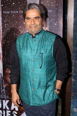 "Mumbai: Director Vishal Bhardwaj at the song launch of film ""Vodka Diaries"" in Mumbai on Jan 9, 2018. (Photo: IANS)"